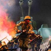 民间史诗般的战斗模拟器3D - 陆军和坦克战争