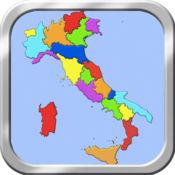 意大利地图拼