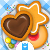 Cookie Maker Deluxe - 饼干制作师豪华版 - 适合儿童的甜点烹饪游戏
