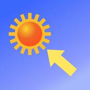 SunSimulator 太陽の方位と高さ