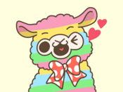 骆驼羊驼动画&可爱
