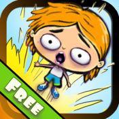 飞天小侠 - 免费超级有趣的孩子的故事射击游戏