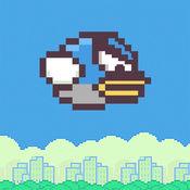 飞翔的小鸟-有趣...