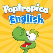 Poptropica 英语单词游戏