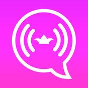 说话和翻译的文字和语音译员的应用程序