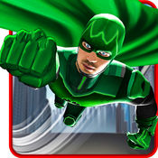 飞行超级英雄救援 - 超级人类救援任务的大城市复仇者 1