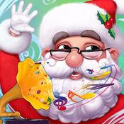 = Moona拼图'圣诞' - 幼儿的免费互动拼图有12个新年和圣诞
