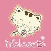 Melecat 咪樂貓手染布包