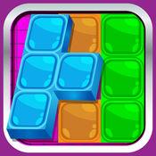 滑块拼图 – 最好的逻辑棋盘游戏与五颜六色的七巧板 1