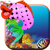 鱼水下探险乐趣 1