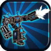 Escape Bots - Survivors War (逃生机器人 - 幸存者战争)