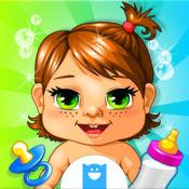 My Baby Care - 我的婴儿护理 - 适合儿童的保姆游戏 (No Ads)