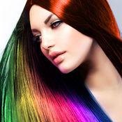 美发相机 - 美颜美妆发型设计沙龙, 天天染色美图直播 1.5