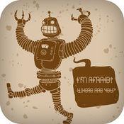 孤胆机器人