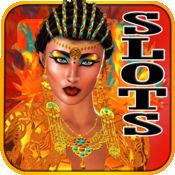 Ancient Egyptian Lucky Goddess Slots - 性感战士女神赛克麦特保护法老王的免费老虎机版