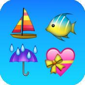 Emoji表情2表情艺术临 - 电子邮件和消息300+新符号图标 1.