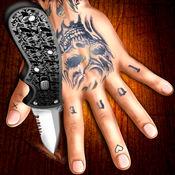 """手指崩溃 - 生锈的笼子'刀赛歌""""官方免费游戏! 1.5"""