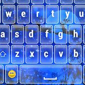 圣诞 键盘主题 表情符号 圣诞假期 字体 1