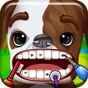 """""""一个婴儿宠物小狗牙齿Vet-农场动物牙医游戏 1"""