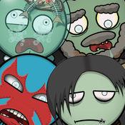 Make A Zombie - 僵尸装扮 1.16