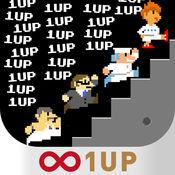 「1UP」を「ワンナップ」と読んだらオッサン!? -放置系キャ