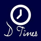 『D Times』待ち時間 for Disney(ディズニー) 1.2