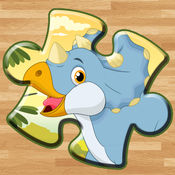 dinosaur puzzle...