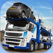 终极大卡车汽车运输拖车模拟器 1.1