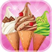 冰淇淋 2 - 免费游戏 - 与主机香料和配料的制作自己的甜蜜
