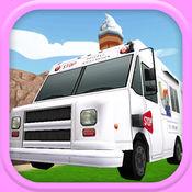 冰淇淋卡车种族:3...