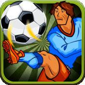 终极足球进球停止 - 一个足球体育联赛守门员游戏免费