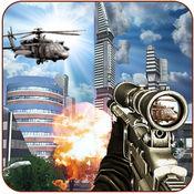 精英狙击手市3D射击游戏 - 陆军作战任务:全免费射击游戏 1
