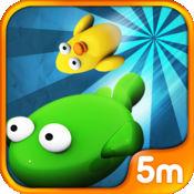 飞动物 - Flappy Animals: Sheep, Elephant, Fish 3