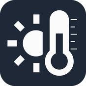 秀天气相机,实时分享位置和准确测量温度 1.1