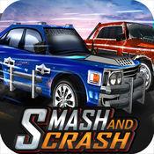 粉碎与崩溃(3D赛车和打游戏) 1.1