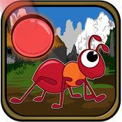 粉碎小小的蚂蚁 - 昆虫道奇热潮 FREE 1