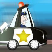 最终警方赛车狂热亲 - 疯狂的公路赛比赛 1.4
