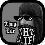 Thug Life 照片编辑器贴纸制造商 1.2