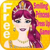 微笑公主装扮游戏 1.0.0