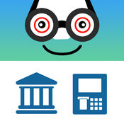 ATM Finder - 我周围的银行和自动柜员机 1.2