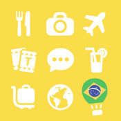 LETS旅游巴西圣保罗会话指南-巴西葡语短句攻略 5.6.0