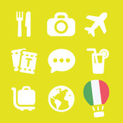 LETS旅游意大利罗马会话指南-意大利语短句攻略 5.6.0