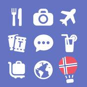LETS旅游挪威奥斯陆会话指南-挪威语短句攻略 5.6.0