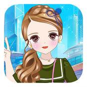 彩虹时尚季-美少女设计搭配女生游戏 1