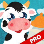 奶牛养成记卡通拼图游戏专业版 1