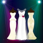 舞会女王打扮 – 使照片蒙太奇在我们的新时尚沙龙为女孩 1