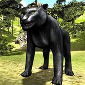 愤怒的豹攻击3D - 野生食肉动物模拟游戏 1