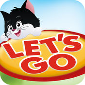 Let's Go: English Vocabulary for Kids 【《我们走吧》: