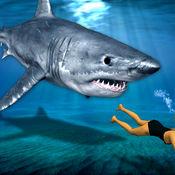愤怒 鲨鱼 复仇 攻击 : 追 海洋 怪物 1
