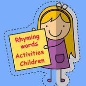 Rhyming: 轻松英语游戏儿童 1